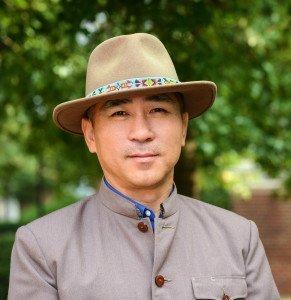 Il dottor Zibin Guo