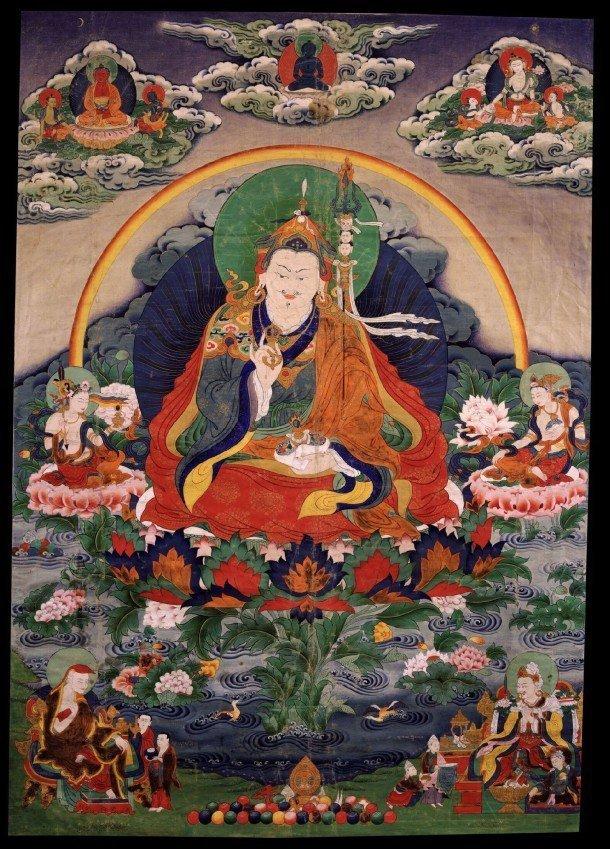 gururinpochepadmasambhava
