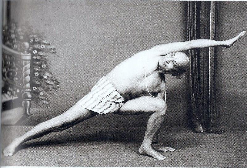 A Trimulai Krishnamacharia si deve gran parte dello yoga contemporaneo, sia per i suoi insegnamenti, sia per essere stato il maestro, tra gli altri, di Patthabi Jois e di B.K.S. Iyengar.