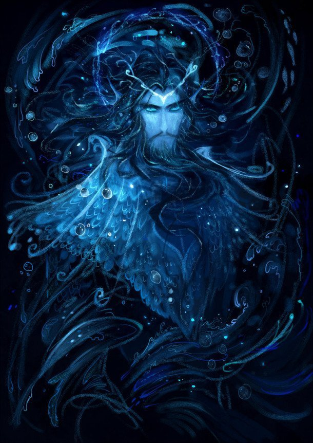 Ulmo_in_the_depths