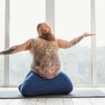 Il praticante di yoga avanzato